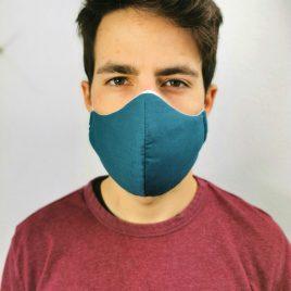 Masque réutilisable pour homme (plusieurs coloris )