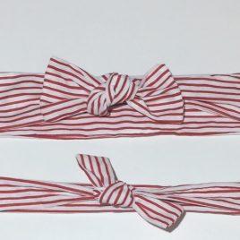 Bandeau Marin rouge